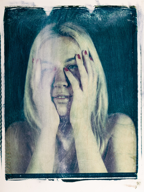 Natalie White, 'Strained Attention', 2018, Photography, Polaroid on Arches 300 lb Hot Press, Freight + Volume