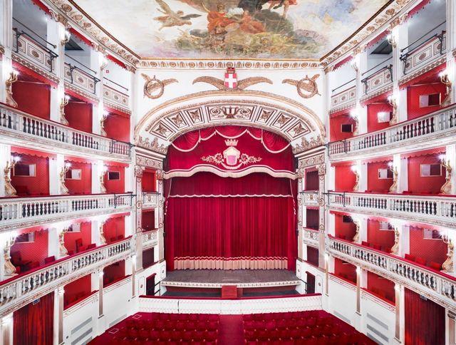 Candida Höfer, 'Teatro Mercadante Napoli II 2009', 2009, Sean Kelly Gallery