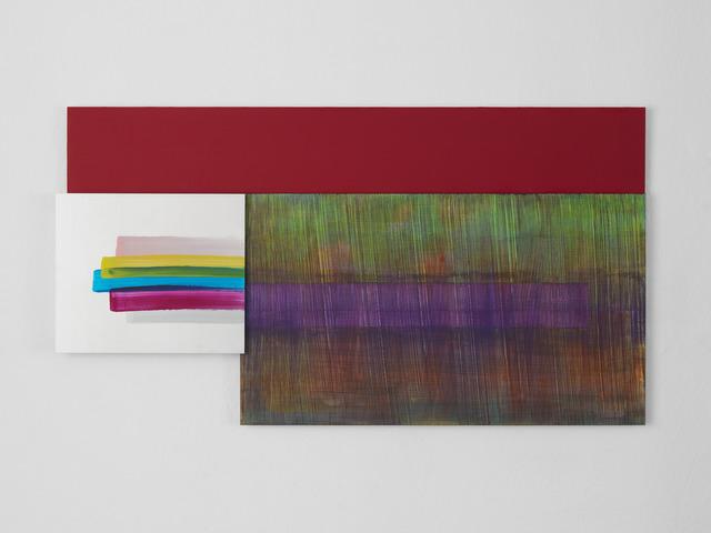 , 'composite painting # 42,' 2017, Galerie Floss & Schultz
