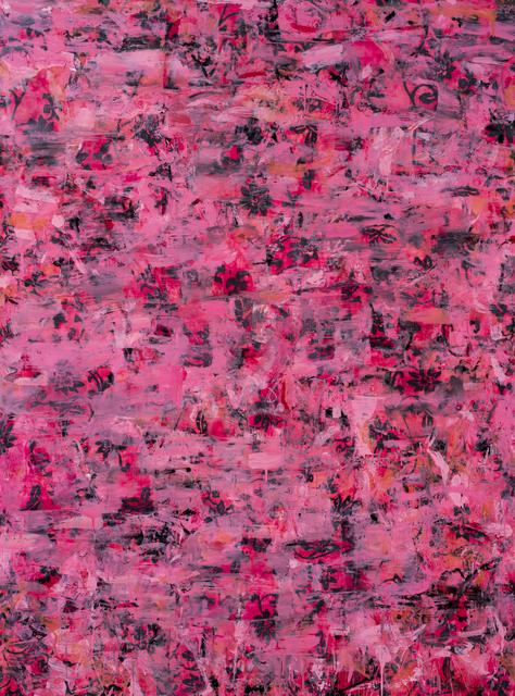 , 'Fleur de Rever: Rose,' 2015, Russell Collection