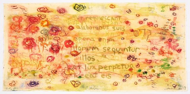 , 'Prayer I,' 1998, Anders Wahlstedt Fine Art