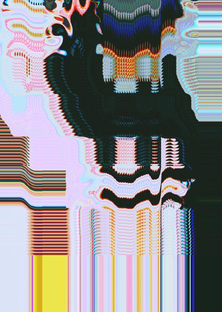 , 'Lil Peep,' 2017, Bitfactory Gallery