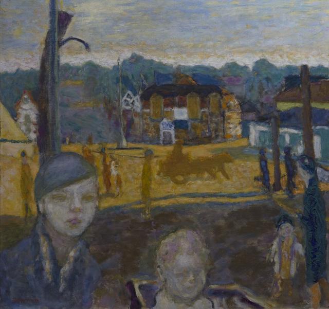 Pierre Bonnard, 'La Promenade des Enfants', 1929, David Tunick, Inc.