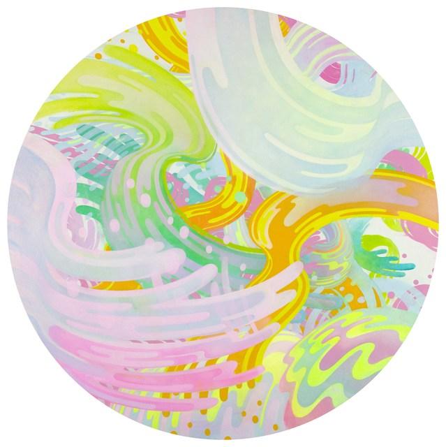 , 'Rainbow,' 2015, Aki Gallery