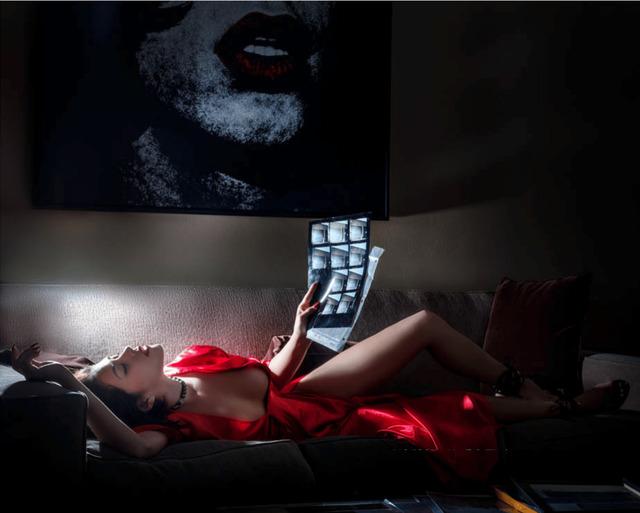 David Drebin, 'Love and Contacts', 2021, Photography, Digital C Print, Contessa Gallery