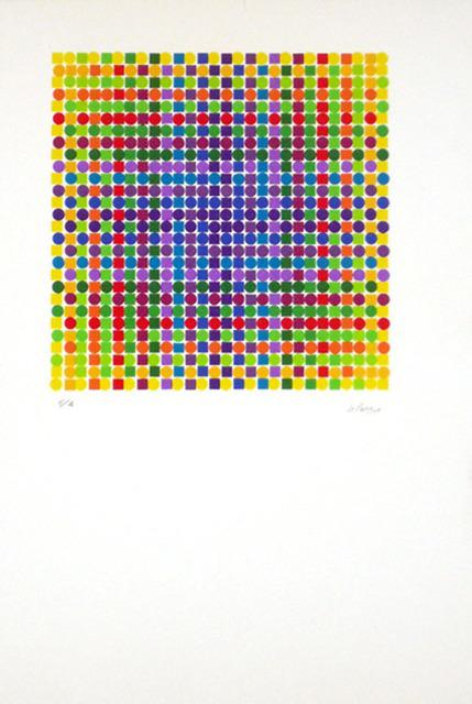 , 'Surface couleur série 29 1/1,' 1970, gdm
