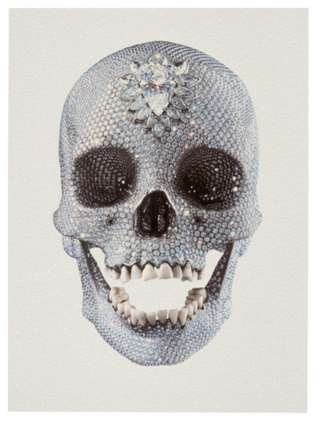 Damien Hirst, 'For The Love Of God (Diamond Dust)', 2009, The Drang Gallery