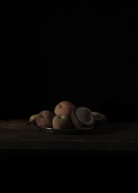 , 'Last Meal on Death Row, Texas: Cornelius Gross,' 2011, Patricia Low