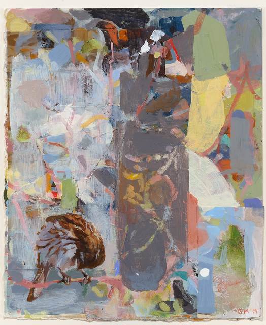 , 'Evening of the Seventh,' 2014, Paul Thiebaud Gallery