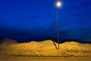 , 'Streetlight/Twilight: Lemon Light,' , Fabrik Projects Gallery