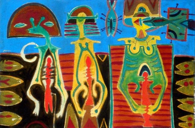 Guillermo Pacheco, 'Sin titulo', 1997, Galería Quetzalli