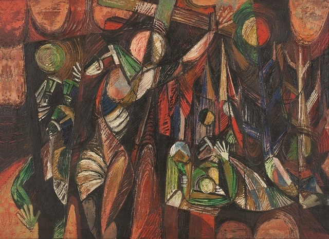 , 'Untitled,' 1963, Dag Modern