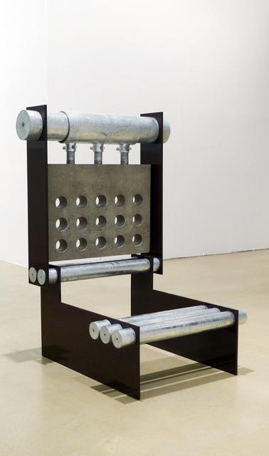 Toni Schmale, 'lap', 2013, Christine König Galerie