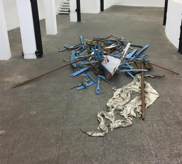 """, '""""Sra. do Cabo - Ordem e Progresso"""",' 2017, Luciana Brito Galeria"""