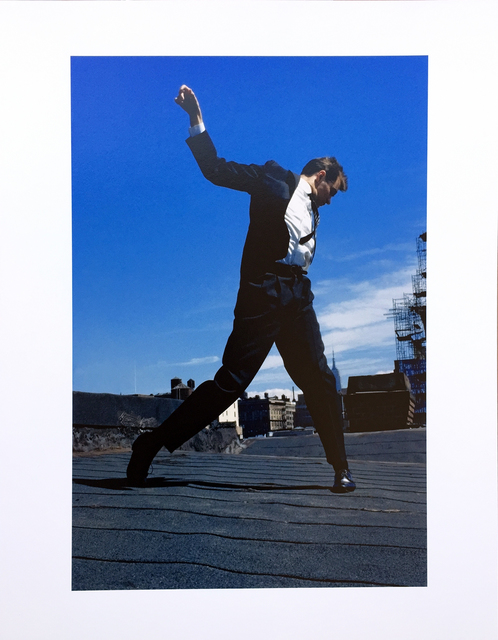 Robert Longo, 'Untitled (Eric, from Men in the Cities series)', 2014, Hamilton-Selway Fine Art