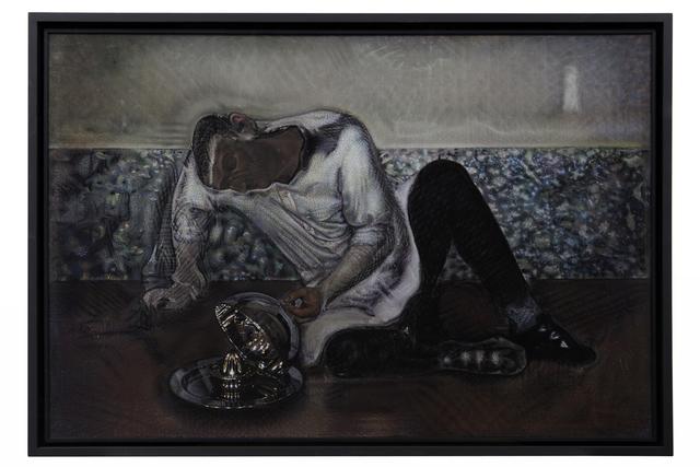 , 'Il Traviatore,' 2013, David Kordansky Gallery