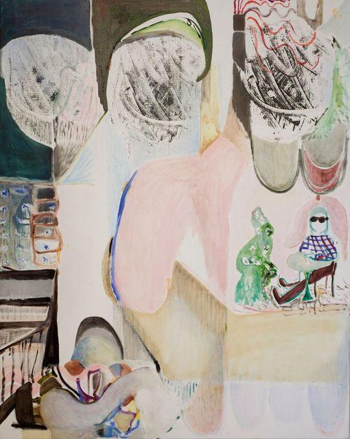 , 'Coffee meeting,' 2015, NUNU FINE ART