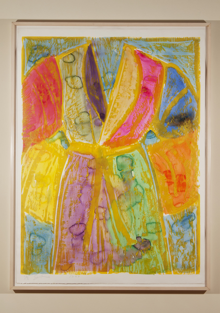 , 'Yellow Watercolors,' 1993, Adamar Fine Arts