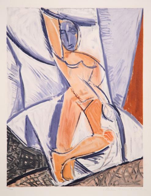 Pablo Picasso, 'Etude Pour Le Nu a la Draperie', 1973, RoGallery