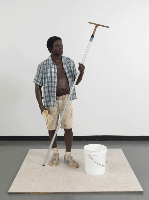 , 'Window Washer,' 1984, Gagosian