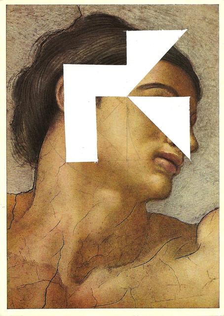 , 'Estudio para permutaciones - postal retratos,' 2015, Arredondo \ Arozarena