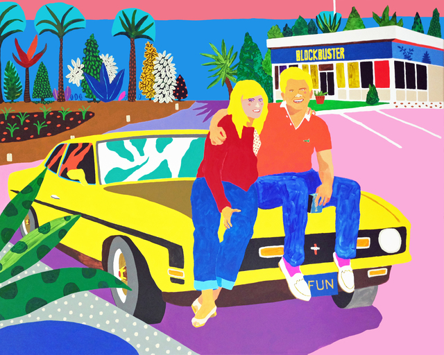 Alan Fears, 'Blondes Have More Fun', 2019, Fears and Kahn