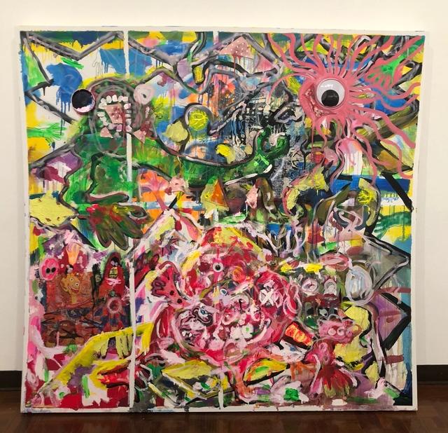 , 'BitPsy,' 2017, Ro2 Art