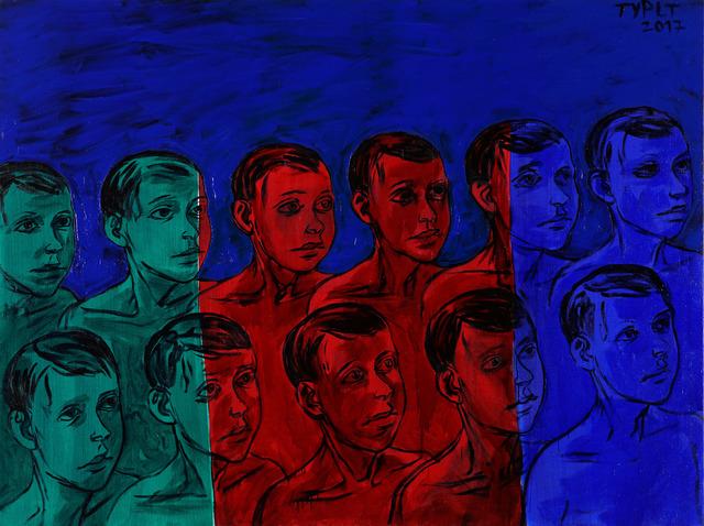 , 'RGB,' 2017, DSC Gallery