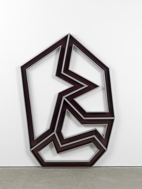, 'Alphabet W,' 2015, Galerie Thomas Schulte