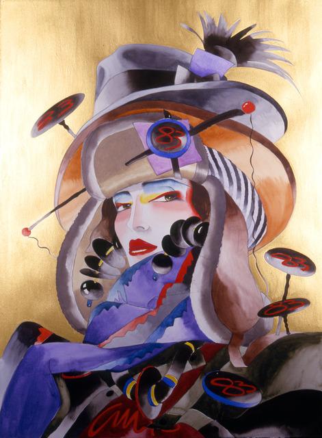 , 'Portrait: Maria Snyder,' 1987, El Museo del Barrio