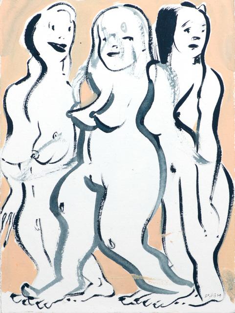 , 'Modern Ladies,' 2014, Moskowitz Bayse