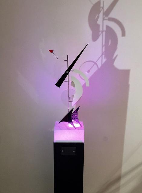 , 'Ensaio Cinético - Objeto  1- Tempo,' 2015, Galeria Paçoca
