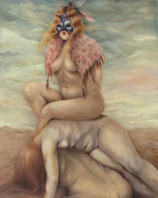 , 'Guerreras II,' 2019, Fousion Gallery