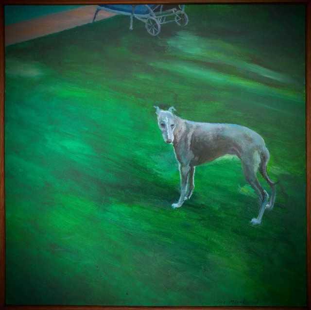 , 'Hound, arrested ,' 2018, 99 Loop Gallery