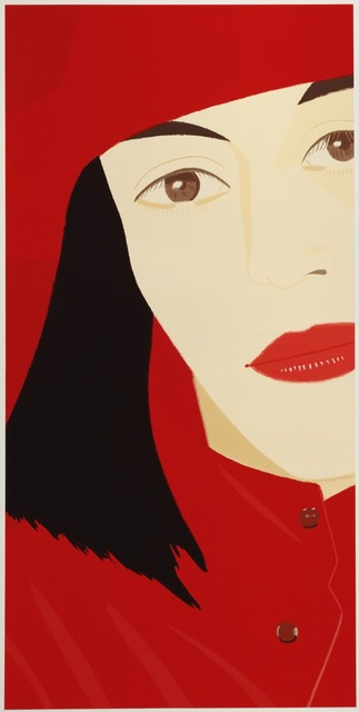 , 'Red Coat,' 1983, Vertu Fine Art