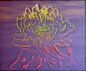 Andy Warhol, 'Kiku Flower (FS.II.307)', 1983, Taglialatella Galleries