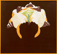 Evelyne Axell, 'Le Val Vert', 1971, La Patinoire Royale / Galerie Valerie Bach