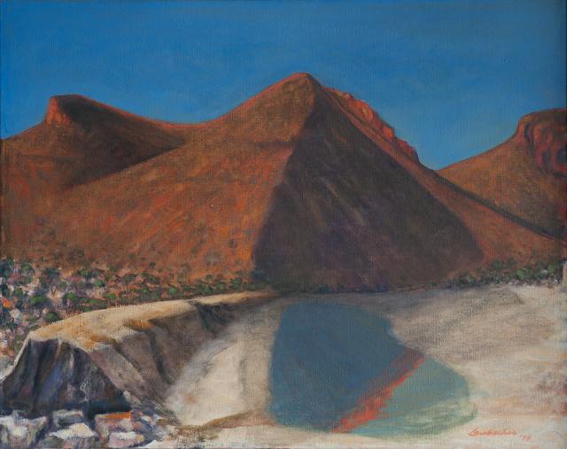 , 'Broken Dam, Swartberg,' 1999, EBONY/CURATED