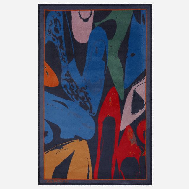 Ege Axminster, 'Diamond Dust Shoes carpet', 1980, Wright