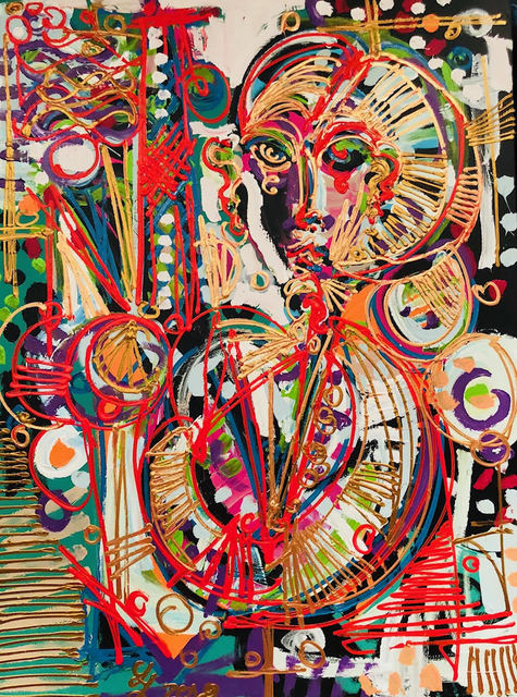, 'Juliet,' 2018, Edelman Arts