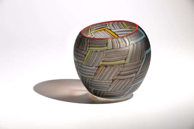 , 'Smoke Basket (Small),' 2018, Blue Rain Gallery