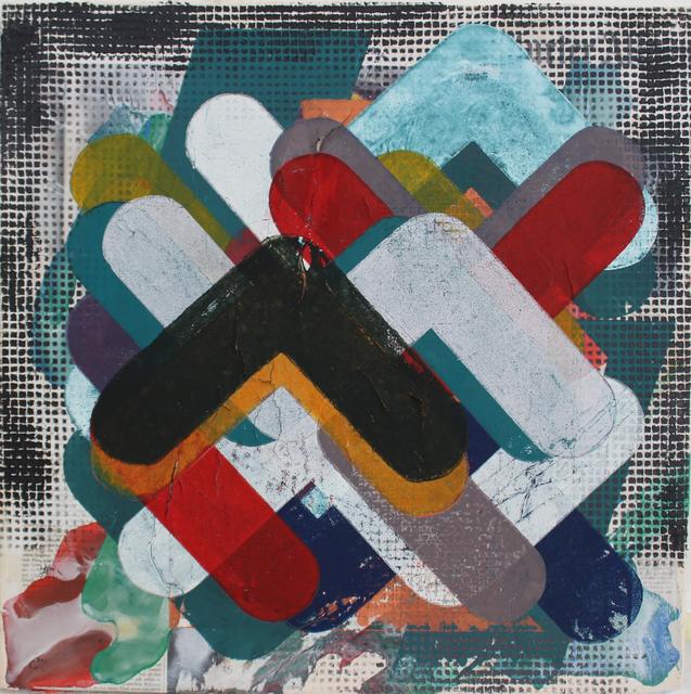 , 'o.T.,' 2018, Galerie Heike Strelow