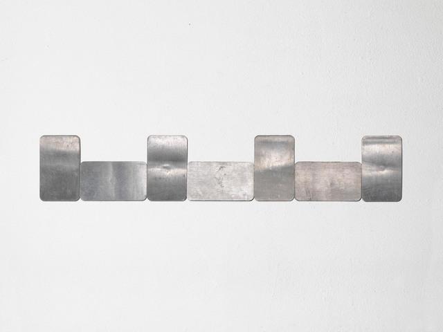 , '4V 3H ALUMINUM,' 2016, Alfonso Artiaco