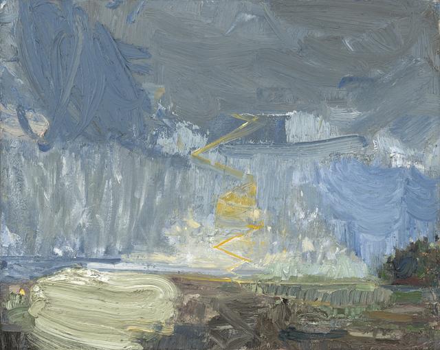 John Santoro, 'Thunderstorm', 2014, Paul Thiebaud Gallery