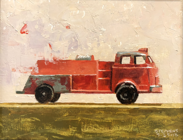 , 'Fire Truck,' , Sparrow Gallery
