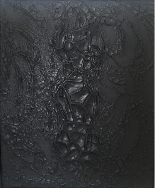 , 'El negro 3085,' 2015, Galeria Enrique Guerrero