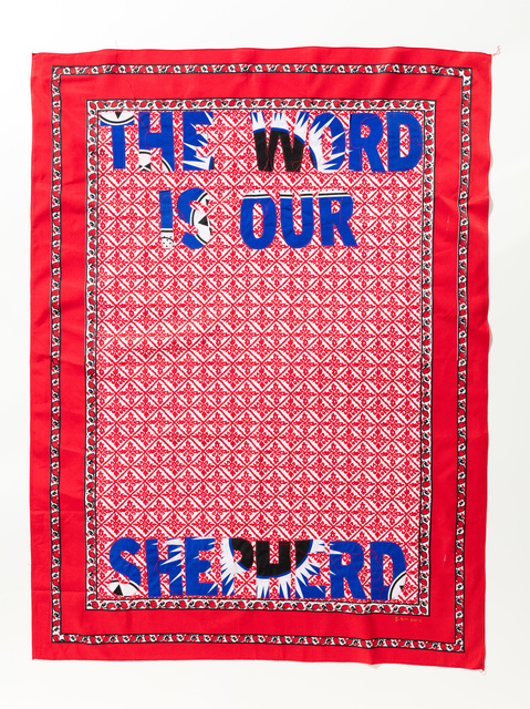 , 'The Word id our Sheperd,' 2017, Afronova