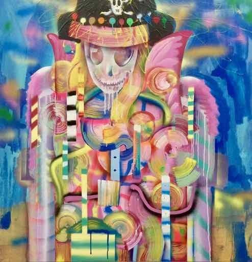 , 'El Pirata of Central Park,' ca. 2018, Gitana Rosa Gallery