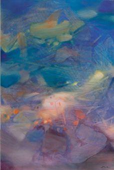 , 'Lisieres estompee,' 1989, Tina Keng Gallery