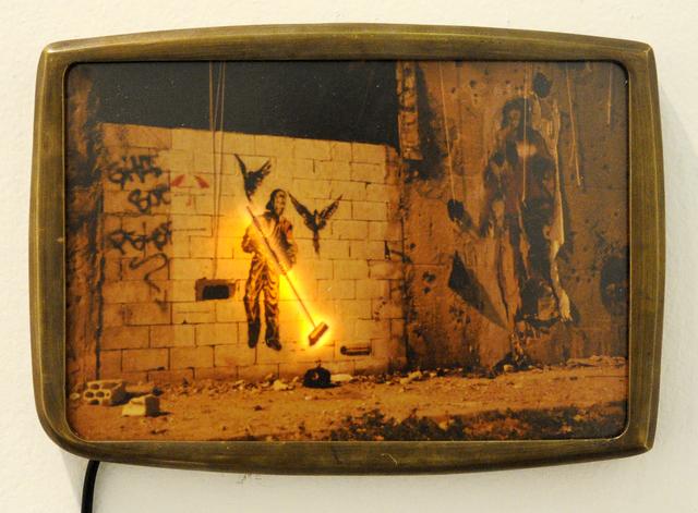 , 'Anomalie,' 2010, MLF | MARIE-LAURE FLEISCH